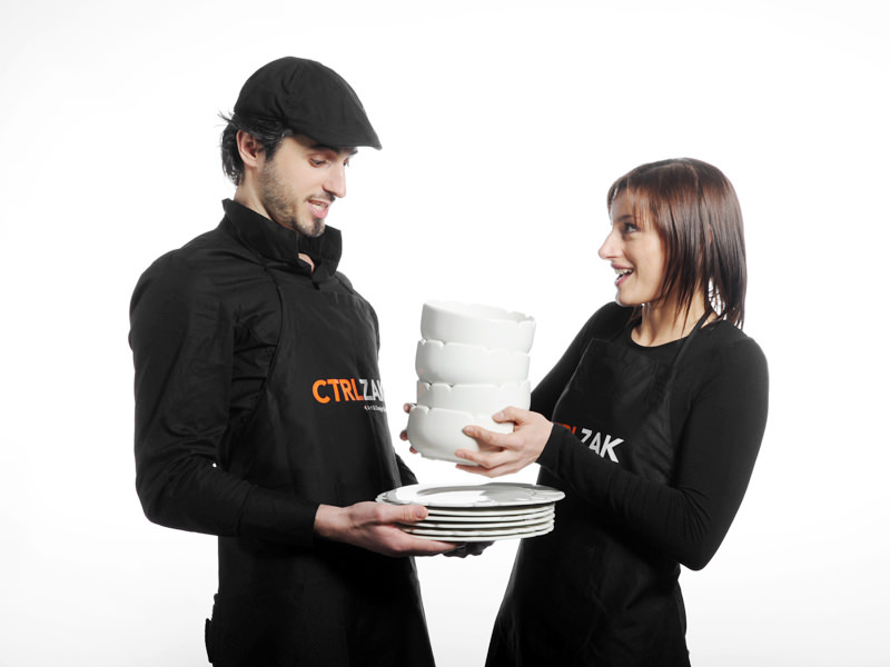 ctrlzak - CeramiX Design Collection, series of ceramic tableware with a cross-fertilization between Western and Eastern aesthetics, by CTRLZAK