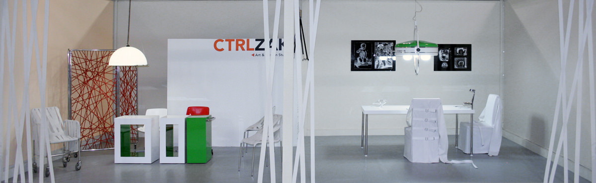 ctrlzak - Remeditate, a series of items inspired by the medical world reflecting upon the symbolic and functional issues of objects, by CTRLZAK