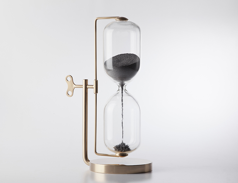 ctrlzak - Timeless, a conceptual time-piece by CTRLZAK for Secondome Gallery